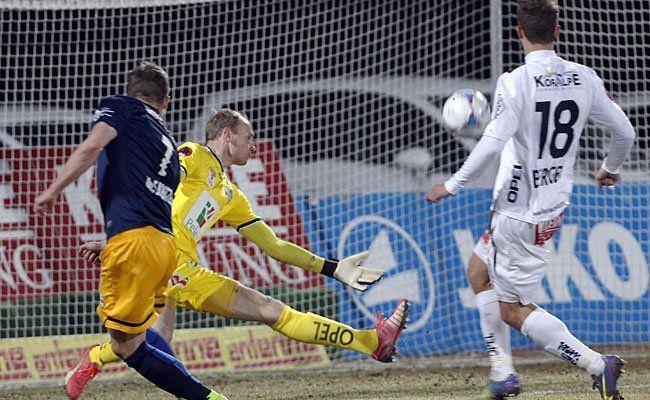 WAC soll für Salzburg nicht zum Meisterpartyschreck werden