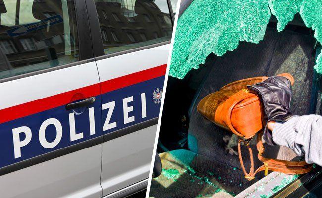 Die Polizei nahm die Pkw-Einbrecher fest.