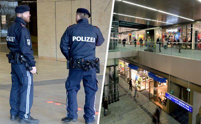 Wien-Favoriten: Verletzter Polizist bei Amtshandlung