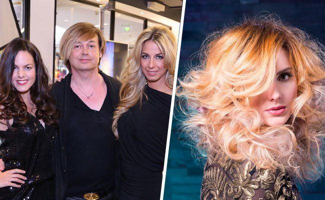 Am Mittwoch wurden die neuen Haartrends für 2015/16 vorgestellt.