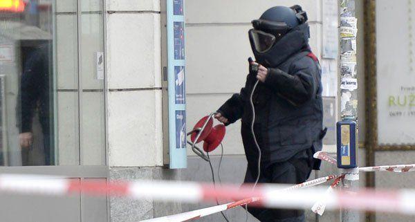 Batterien nicht entfernt - Landstraßer Hauptstraße und Seitengassen präventiv gesperrt