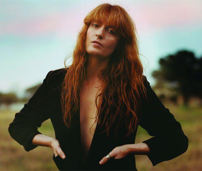 Wieder da, und besser denn je: Florence + The Machine.