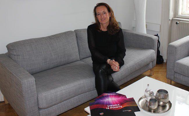 Barbara Forsthuber freut sich sehr auf die ESC-Woche in Wien.