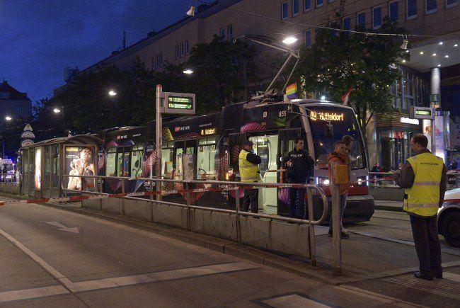 Die Schießerei in Rudolfsheim-Fünfhaus fordert ein Todesopfer.