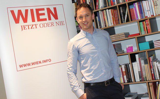 """Nikolaus Gräser: """"Song Contest gehört in die Welthauptstadt der Musik"""""""