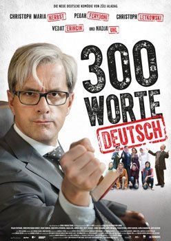 300 Worte Deutsch – Trailer und Informationen zum Film