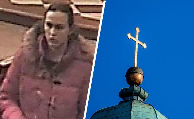 Diese Frau soll insgesamt drei Brände in Kirchen in Wien-Neubau gelegt haben.