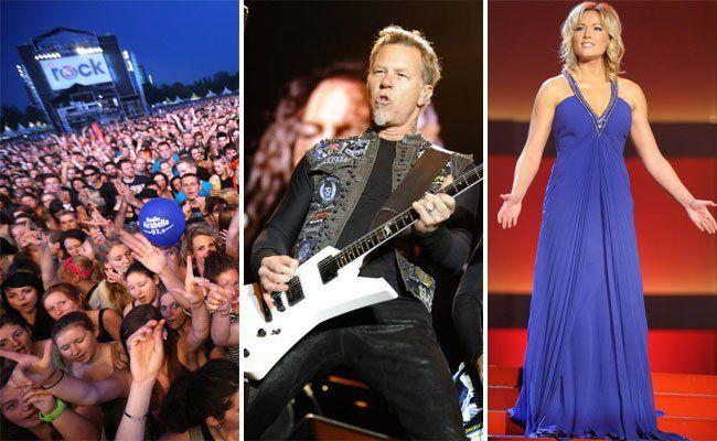 Ob Festivals, Rock, Pop oder Schlager: Der Juni in Wien hat alles zu bieten.