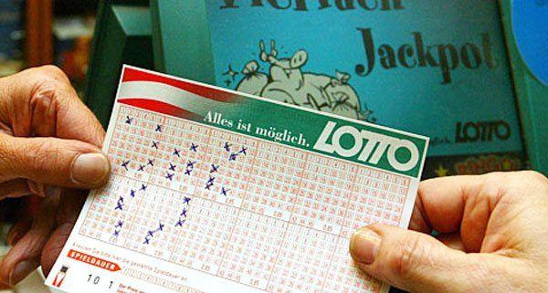 Lotto: Wiener knackt Dreifachjackpot und gewinnt 5 Millionen Euro