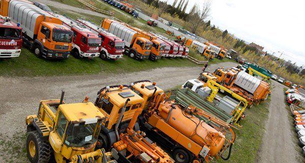 MA 48 verkauft vom 18. bis 22. Mai gebrauchte Fahrzeuge.