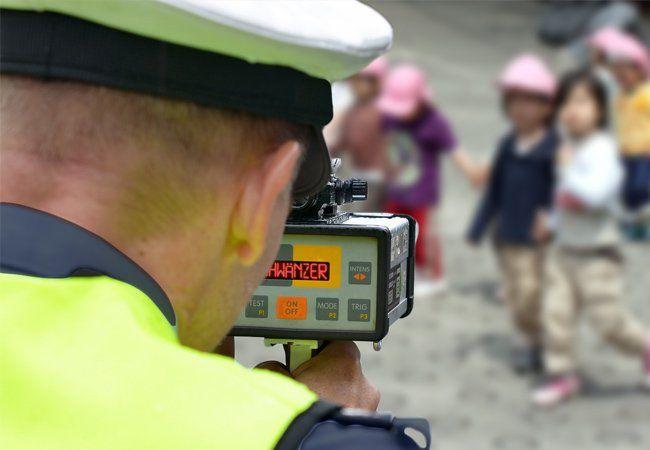 Wiener Polizei jagt Schulschwänzer