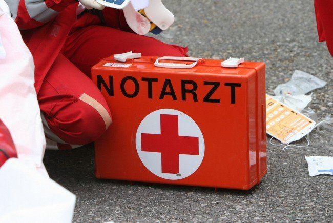 Sechs Personen wurden in Baden verletzt.