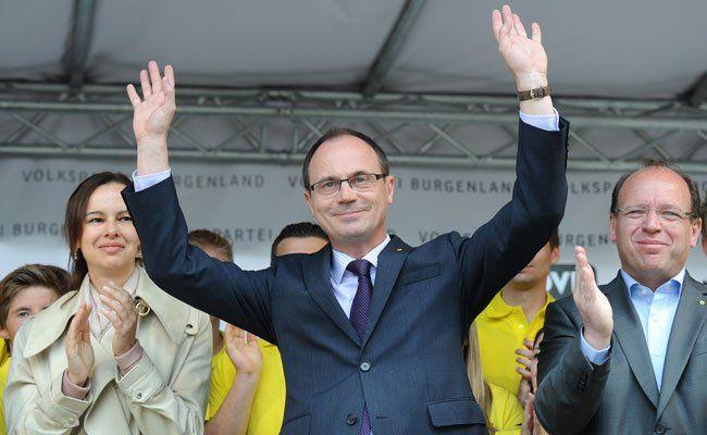 Die ÖVP ist am 1. Mai in den Wahlkampf gestartet.
