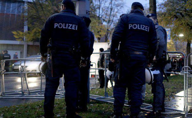 Song Contest: Im Schnitt 50 Verkehrspolizisten im Einsatz.