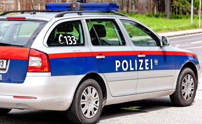 Die Polizei nahm den mutmaßlichen Einbrecher in Wien fest.