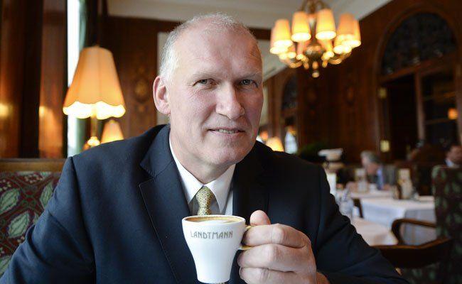 Berndt Querfeld tritt bei der Wien-Wahl an.