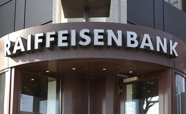 Eine Raiffeisen-Filiale in Wien wurde überfallen.