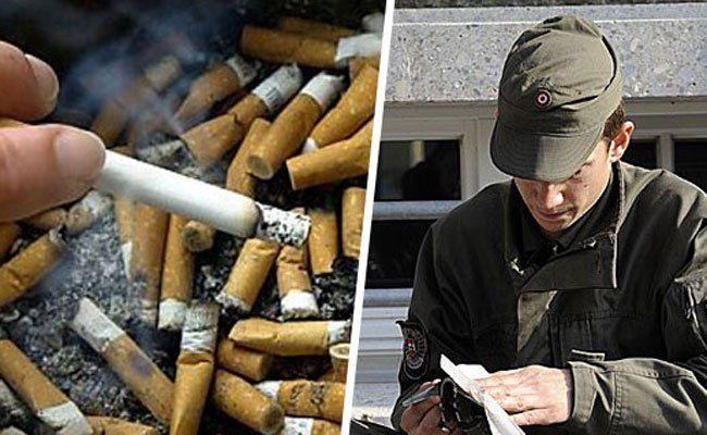 Ab Juli ist das Rauchen beim Bundesheer untersagt.