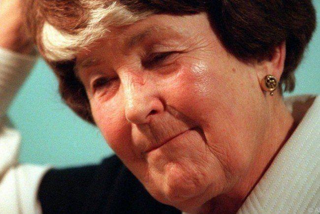 Autorin Käthe Recheis ist im Alter von 87 Jahren verstorben.