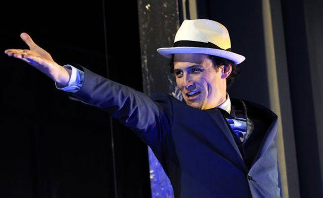 Auch Manuel Rubey ist beim Four Festival dabei.