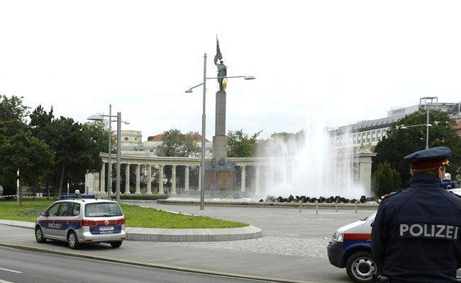 Am Wiener Schwarzenbergplatz ist eine Zeremonie geplant.
