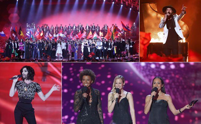 Am 23. Mai ging das ESC-Finale in Wien über die Bühne.