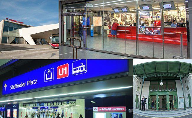 An welcher U-Bahn-Station sind die Mietpreise am niedrigsten?