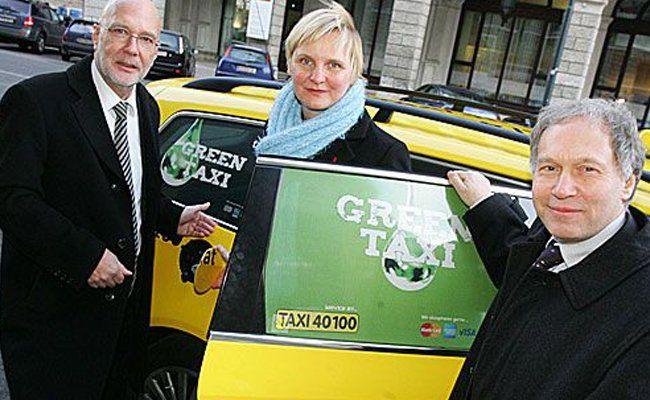 60. Song Contest: Umweltfreundliche Taxiflotte für die Straßen Wiens