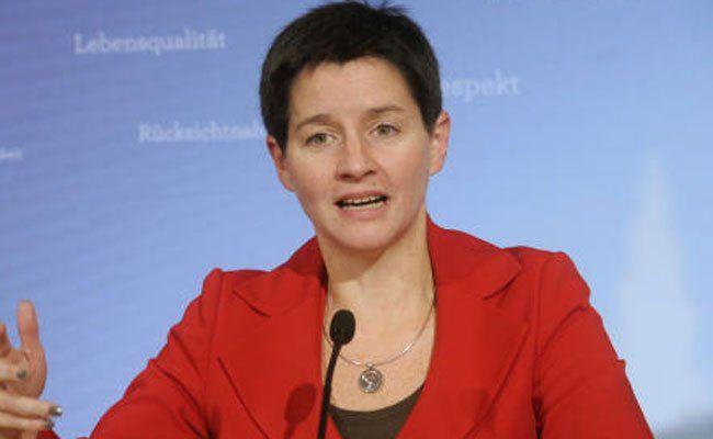 Gesundheitsstadträtin Sonja Wehsely lässt die Ärztekammer nun außen vor.