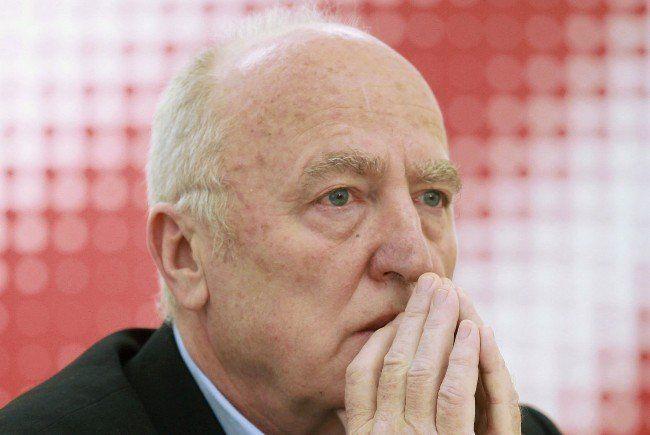 Weidenholzer verabschiedet sich nach 24 Jahren aus dem Volkshilfe-Präsidentschaftsamt.