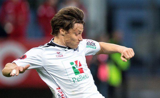 Mit einem Sieg könnte der WAC seinen Abstand auf Sturm Graz verringern.