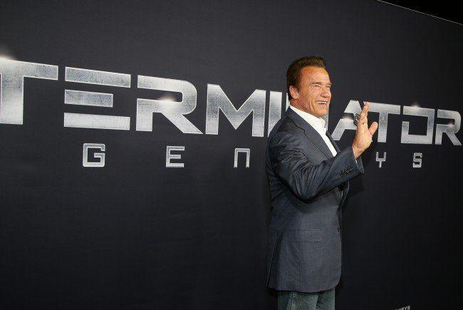 """Der """"Terminator"""" ist zurück: Kinotickets gewinnen"""