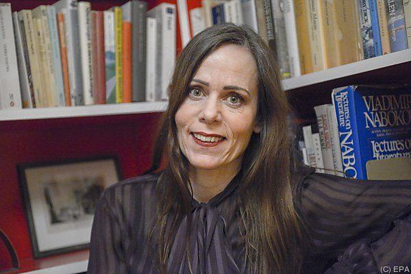 Sara Danius wird in diesem Jahr den Literaturnobelpreisträger verkünden