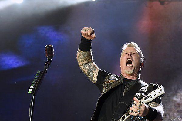 Metallica Sänger