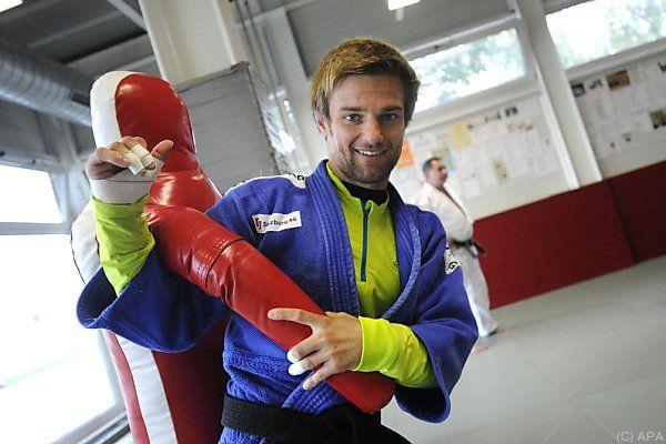 Der Judoka hat Olympia 2016 im Visier