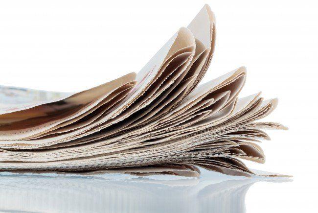 Medien 2015: Viel Steuergeld, wenig Leser