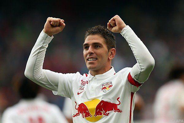 Soriano fühlt sich wohl in Salzburg
