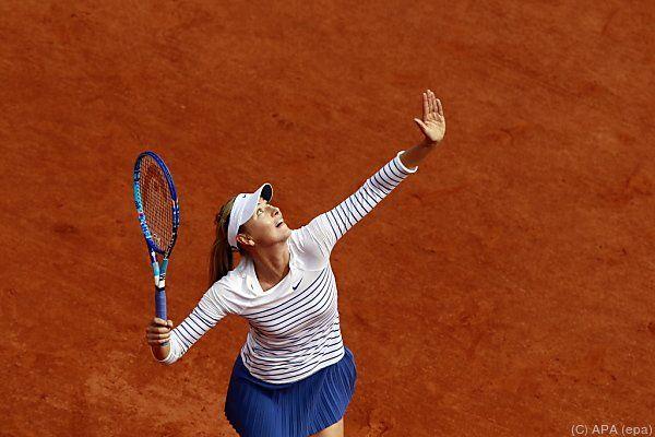 Safarova war der Russin diesmal eine Nummer zu groß