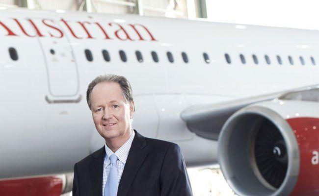 Jaan Albrecht ist CEO bei den Austrian Airlines