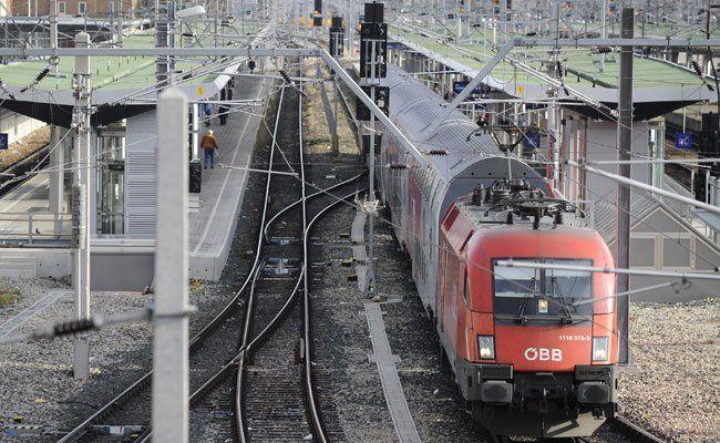 Baustelle Bahnhof Penzing: Ab Juli müssen Fahrgäste mit Verzögerungen rechnen.