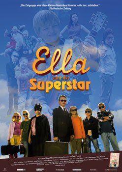 Ella und der Superstar – Trailer und Informationen zum Film