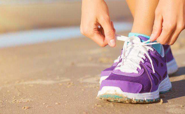 Tipps zum Lauftraining am Strand.