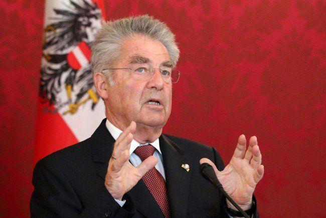 """Asyl sei laut Fischer """"Kein parteipolitisches Thema"""""""