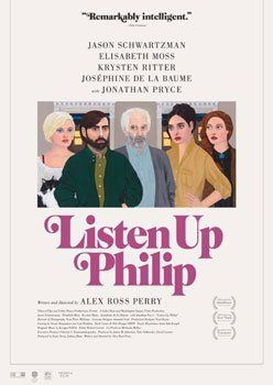 Listen Up Philip – Trailer und Kritik zum Film