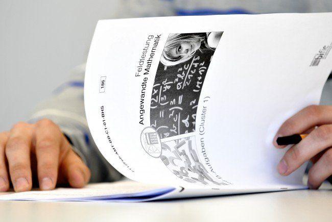 Schummel-Fälle: An zwei Wiener Schulen muss die Mathematik-Matura zum Teil nachgemacht werden.