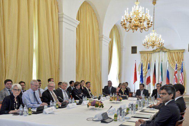 Iran an Wien: Besorgnis über Cyberangriff auf Atomgespräche
