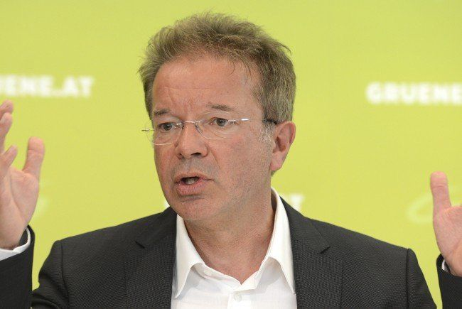 Grünen-Spitzenkandidat Rudi Anschober setzt sich für die Abschaffung des Proporzes in OÖ ein.