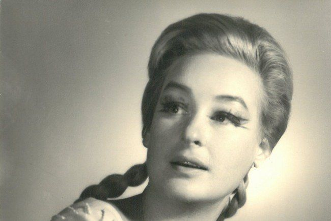 Die gebürtige Wienerin starb am Samstag (30. Mai) im Alter von 84 Jahren