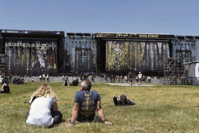 Positive Bilanz nach dem Rock in Vienna-Festival 2015.