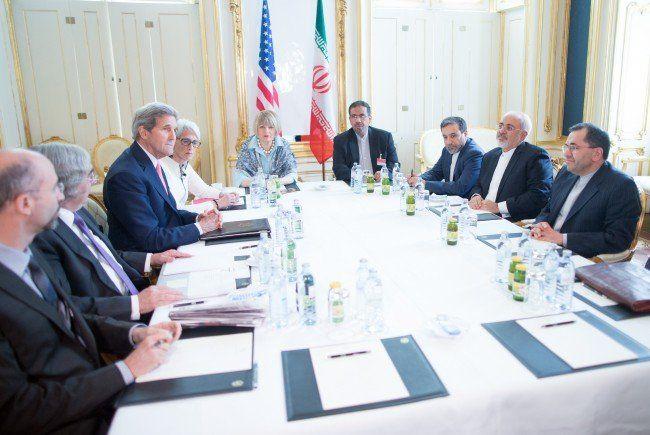 Atom-Gespräche in Wien werden über 30. Juni hinaus verlängert